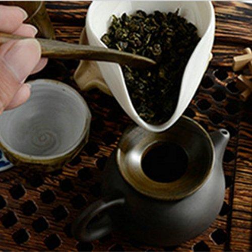 Homyl 6 Pieces Tea Tools Set of Six Wooden Crafts Tea Utensils Tea Needles Suit - #4 by Homyl (Image #4)
