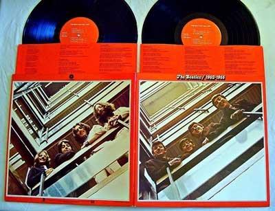 The Beatles 1962-1966 Double LP Album PLUS FREE BONUS 7