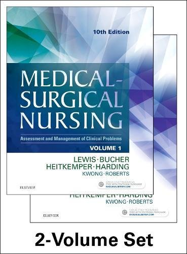 Medical-Surgical Nursing - 2-Volume Set: Assessment and Management of Clinical Problems, 10e