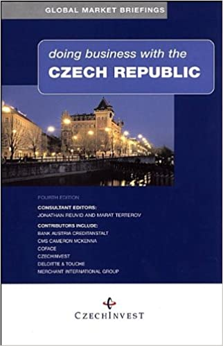 Read Doing Business with the Czech Republic PDF, azw (Kindle), ePub