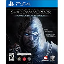 Middle-Earth: Shadow of Mordor - Game of the Year Edition (PS4) by Warner Interactive