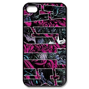 Customize Famous Rock Band A Day To Remember Back Case for iphone4 4S JN4S-1741
