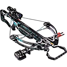 Barnett Crossbows 78124 Lady Whitetail Hunter Compound Crossbow Muddy Girl Serenity