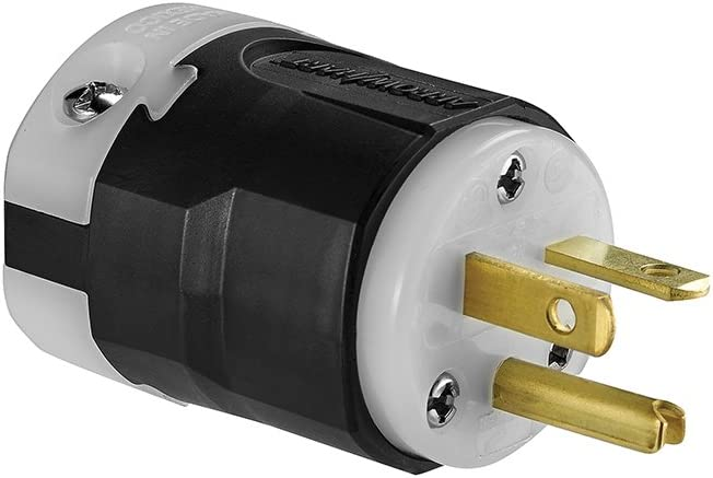 EATON Wiring AH5366 20 Amp 125V 5-20 Ultra Grip Plug