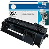 Toner HP CE505AB Laser Preto (P2035/P2055)