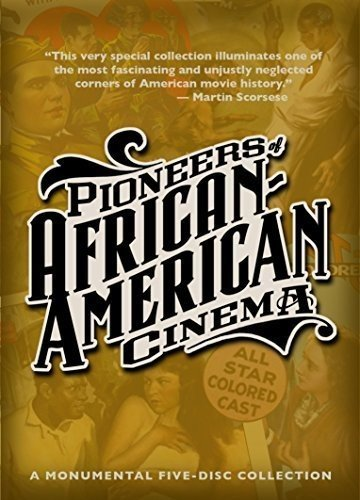 Pioneers of African American Cinema (5 Discs) ()