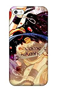 Become The Kamikaze Case Compatible With Iphone 5/5s/ Hot Protection Case