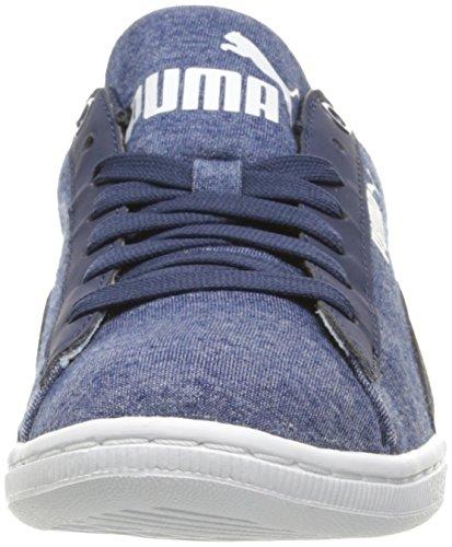 Puma Da Donna Vikky Jersey Sfoam Fashion Sneaker Peacoat / Peacoat
