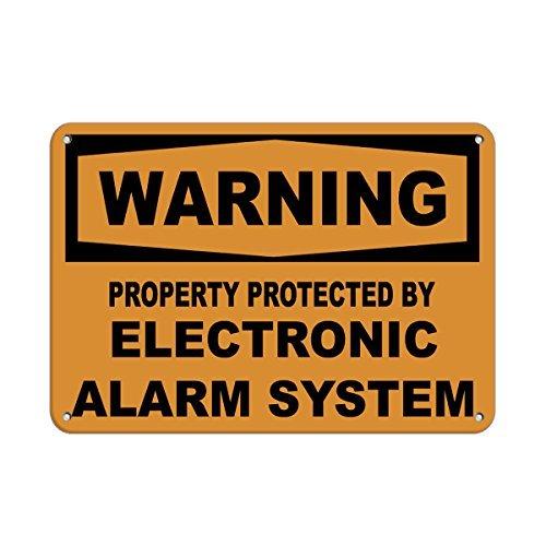 Sele - Señal metálica de Aluminio protegida por Sistema de ...