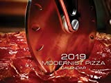 Modernist Pizza 2019 Wall Calendar