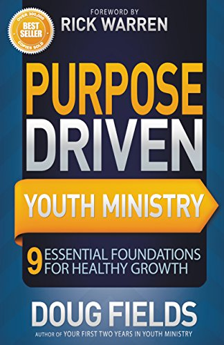 Bilderesultat for purpose driven youth ministry