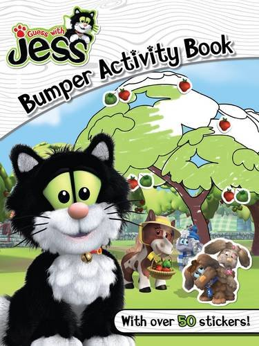 Download Guess with Jess Bumper Activity Book pdf