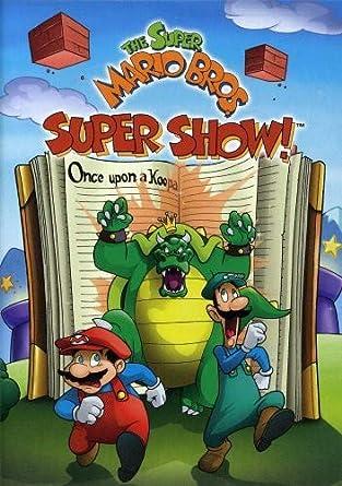 Amazon Com The Super Mario Bros Once Upon A Koopa Mario