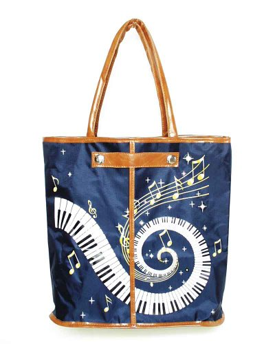 Music Keyboard Tote by Music Treasures Co.