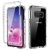 SKYLMW Samsung Galaxy S10E Case,Shockproof Three...