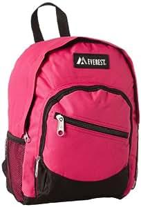 Everest Junior Slant Backpack, Hot Pink, One Size