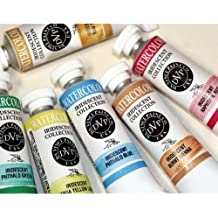 Artists' Iridescent Watercolor Paint (Set of 2) Color: Raw Sienna