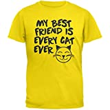My Best Friend Is Every Cat Ever Yellow Review and Comparison