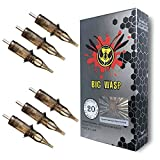 BIGWASP #12 Standard 14RS Tattoo Needle Cartridges