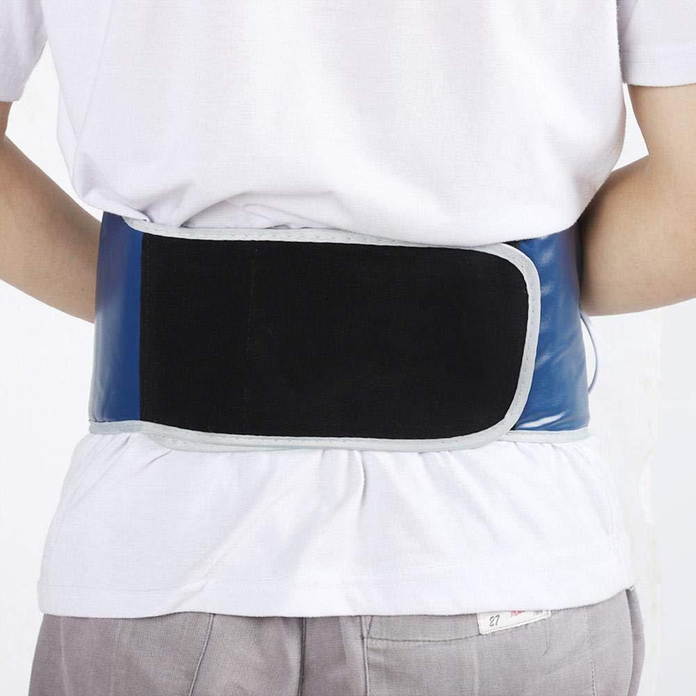 taille de corps /électrique minceur Sauna ventre ceinture perte de poids br/ûleur calorique r/églable Taille trimmer ceinture taille formateur amincissant ceinture pour la perte de poids dentra/înement