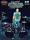 img - for Essential Double Bass Drumming Techniques: Master Class Series Includes Audio and Video Access! book / textbook / text book