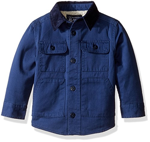 Blue Corduroy Jacket - 9