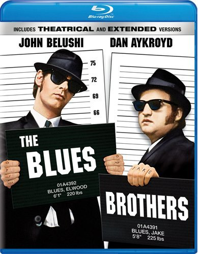The Blues Brothers [Blu-ray] (Dvd Movies Ray Blue On)