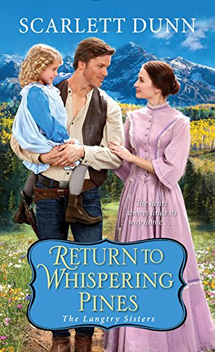 Image of Return to Whispering Pines (The Langtry Sisters)