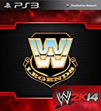 WWE 2K14: WWE Legends and Creations Pack DLC - PS3 [Digital Code]