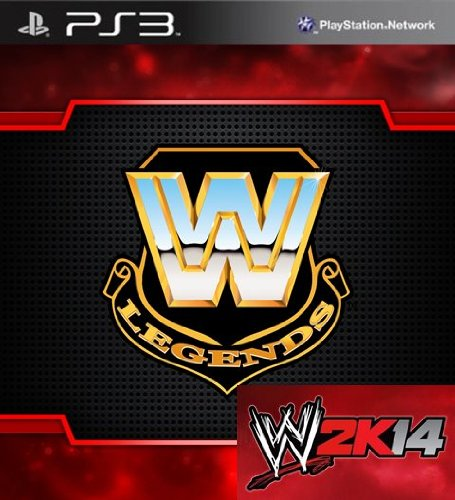 WWE 2K14: WWE Legends and Creations Pack DLC - PS3 [Digital Code] (Downloadable Games Ps3)