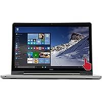 Dell Inspiron 15 i5558-5718SLV Signature Edition 15.6-Inch Laptop (i5-4210U Processor, 8GB RAM, 1TB HDD, Windows 10 Home), Silver Black