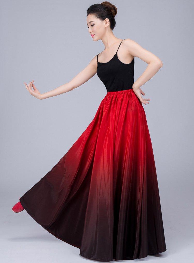 LOLANTA Dames Danse Espagnole Jupe Costume De Salle de Bal Espagne Danse Flamenco Performance Robe de Danse