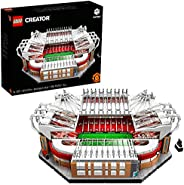 LEGO Creator Expert Old Trafford - Manchester United 10272 Building Kit for Adults and Collector Toy, New 2020