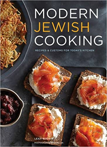 Modern jewish cooking recipes customs for todays kitchen leah modern jewish cooking recipes customs for todays kitchen leah koenig sang an 9781452127484 amazon books forumfinder Choice Image