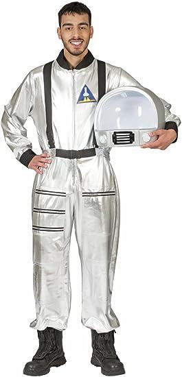 Disfraz de Astronauta Tobias - Plateado - Gran Disfraz de ...