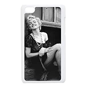 C-EUR Customized Phone Case Of Marilyn Monroe For Ipod Touch 4