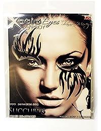 Body Succubus Eye Mask Set - Black, One Size