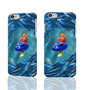 Finding Nemo Custom Diy Unique Image Durable 3D Case Iphone 6 Plus - 5.5