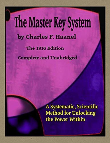 Master Key System Pdf
