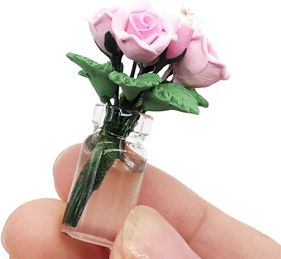 """1//6 Scale Rose Model  for 12/"""" Action Figure Scene Accessories"""
