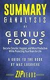 Summary & Analysis of Genius Foods