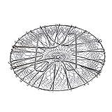 Foldable Fry Basket,Chef Basket, Multi-Function