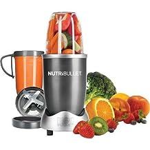 Nutri Bullet 8-Piece Hi-Speed Blender/Mixer System, Gray