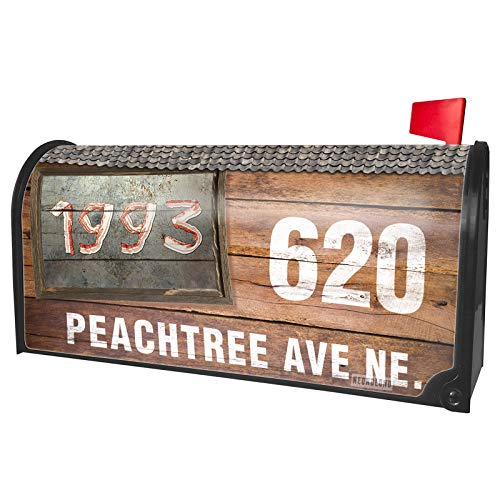 NEONBLOND Custom Mailbox Cover 1993 Bacon]()