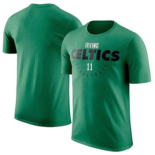 HYYSH NBA Celtics Irving Tatum Entrenamiento de Baloncesto de ...