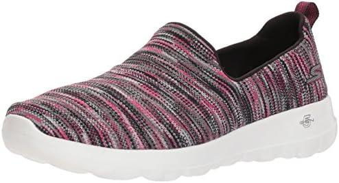 53eba9a64c Skechers Performance Women's Go Walk Joy-15615 Sneaker,Black/Pink ...