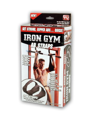 Iron Gym Ab Straps (Iron Body)