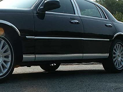 Amazon Com 2000 2010 Lincoln Town Car Limo 8p Luxury Fx Chrome 4 1
