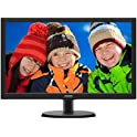 "Philips 223V5LSB 21.5"" FHD TFT LED Monitor"