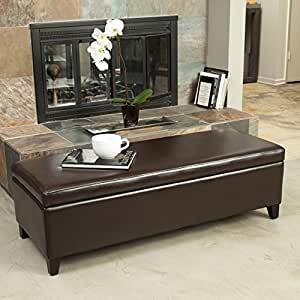 Amazon Com Great Deal Furniture 295122 Hudson Brown